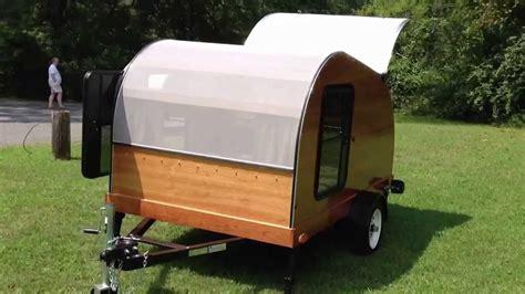 cherry hillcrest convertible teardrop camper hybrid