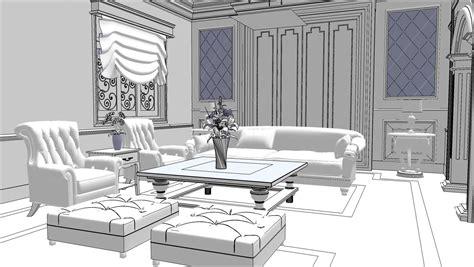 canapé sketchup 100 sketchup interior design free 3d interior