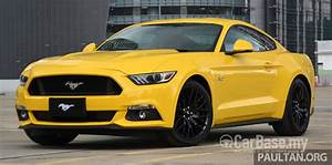 Ford Mustang S550 (2016) Exterior Image #47287 in Malaysia - Reviews, Specs, Prices - CarBase.my