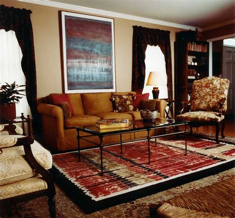 20 inspirations of living room carpet decorating ideas