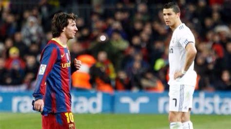 Cristiano Ronaldo nunca alcanzará a Lionel Messi en este ...