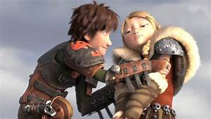 """Hiccup and Astrid"" HOW TO TRAIN YOUR DRAGON 2 Movie Clip ..."