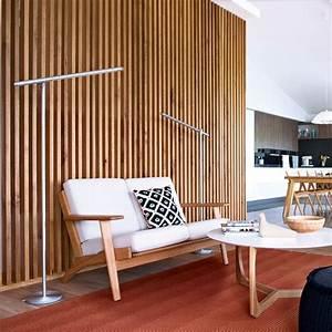 Decoration Mur Interieur Salon : salon esprit scandinave marie claire maison ~ Teatrodelosmanantiales.com Idées de Décoration