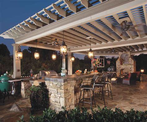 cuisine d été couverte la cuisine d été le centre and sympa du jardin
