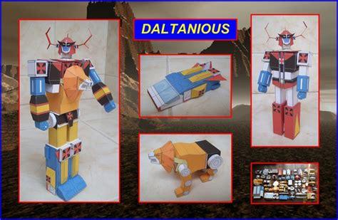 combiner visio templates dartanias transformable hecho en cartulina by paperman2010