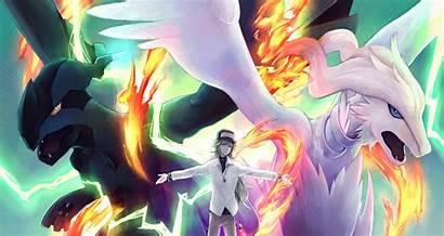 Pokemon Zekrom Reshiram Wallpapers Background Legendary Arceus