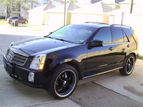 2004 Cadillac Srx by 2004 Cadillac Srx Information And Photos Zombiedrive