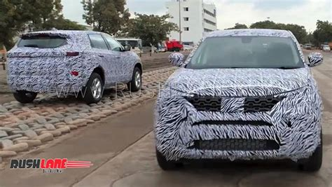 Tata Harrier Suv Teaser Video Out  Tested For Endurance
