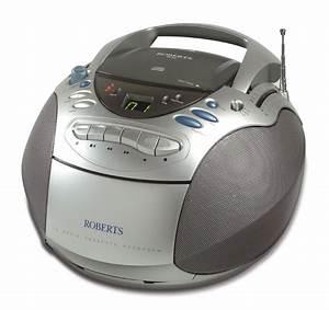 Radio Cd Kassette : roberts cd9960 cd fm mw lw radio cassette player new ebay ~ Jslefanu.com Haus und Dekorationen