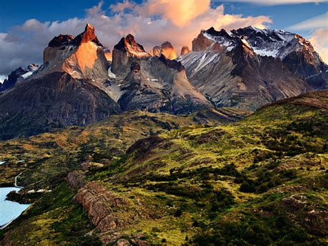 Torres Del Paine National Park Patagonia Chile Good