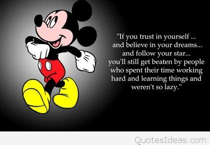 cartoon mickey mouse quote
