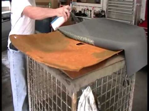 How To Fix Car Ceiling Upholstery by Repair Car Headliner