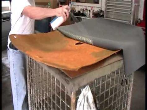 Diy Car Upholstery Repair by Repair Car Headliner