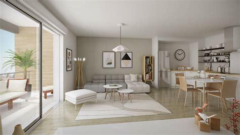 outil cuisine 3d scène intérieure 3d illustrée pour la vente immobilière 3dms