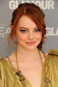 Emma Stone Ponytail
