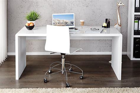 bureau blanc moderne royale deco