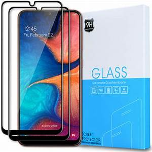 2  A50   A10e  Hd Clear  Tempered Glass
