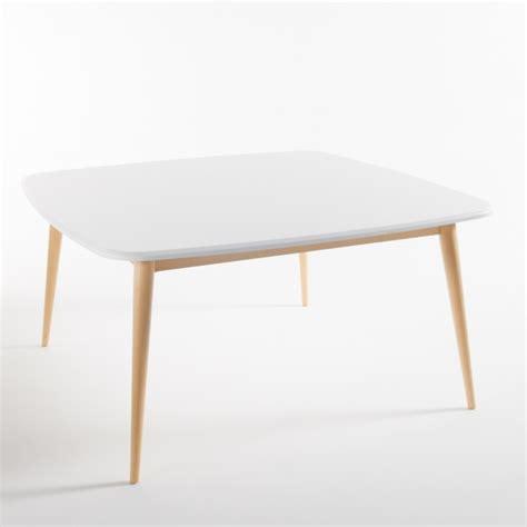 jimi square 8 seater table la redoute interieurs la redoute