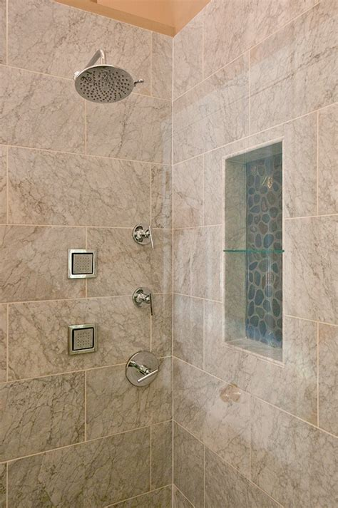 Shower Niche Height - 31 best images about shower gallery niches benches on