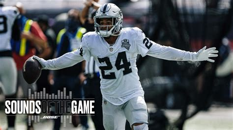 Raiders Week 3 matchup vs. Patriots | Sounds of the Game
