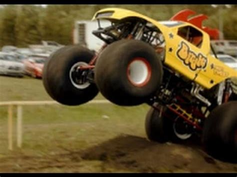 funny monster truck videos funny monster truck car commercial birdie advertisement