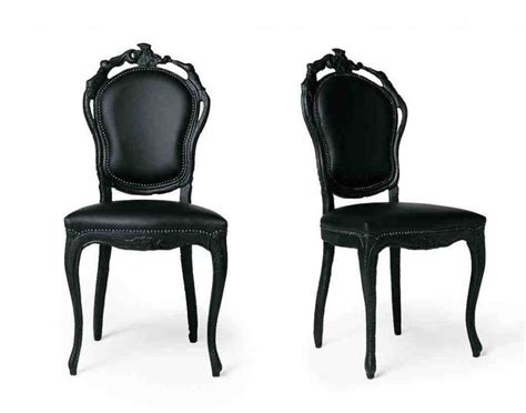 1000+ Ideas About Black Dining Chairs On Pinterest