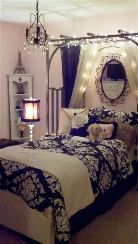 Cool Ideas For Paris Themed Bedroom For Teen Girls