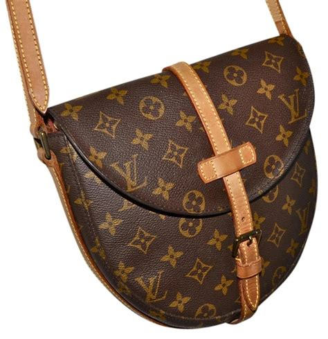 louis vuitton monogram lv cross body bag   tradesy