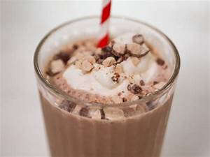 Grown Up Chocolate Malted Milkshake Recipe Ayesha Curry