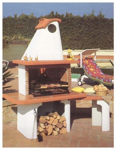 barbecue da giardino in muratura prezzi barbecue a legna in muratura pmc prefabbricati e arredo