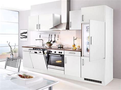 küchenzeile 2 m k 252 chenzeile mit ger 228 ten kaufen 187 k 252 chenbl 246 cke otto