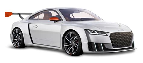 Sport Cars Png by White Audi Tt Clubsport Turbo Car Png Image Pngpix