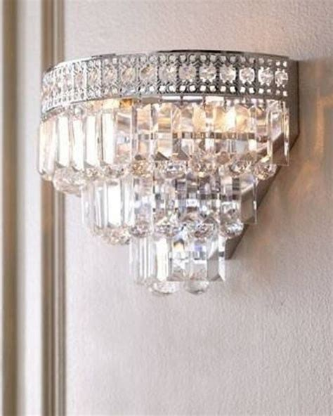 crystal wall light sconces hurricane table ls electric led wall sconces small