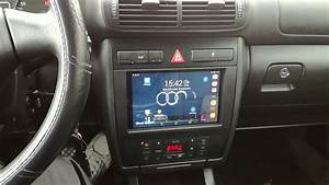 Tablet In Audi A3 8l