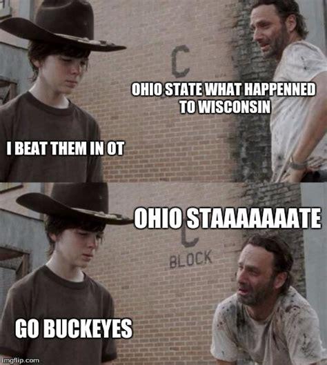 Ohio Memes - rick and carl meme imgflip