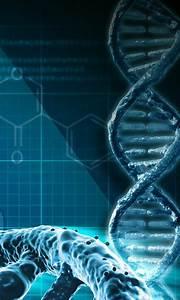 3D DNA Wallpaper - WallpaperSafari