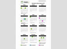 Calendario Laboral Zamora 2017