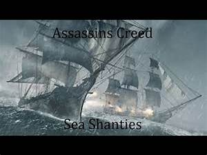 Assassins Creed: Black Flag ~ Fish In The Sea (Shanty ...