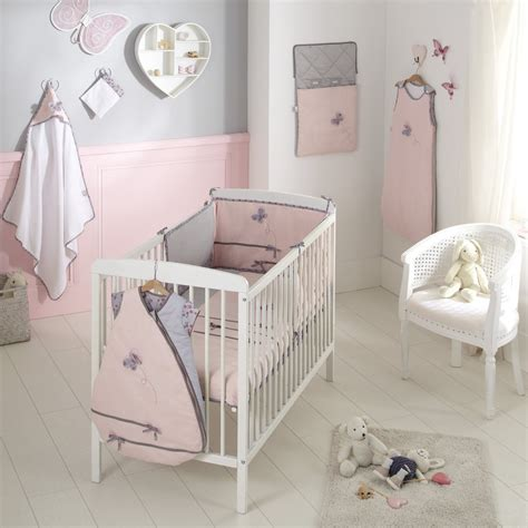 chambre bebe okay stunning battement chambre bb fille chambre fille gris et