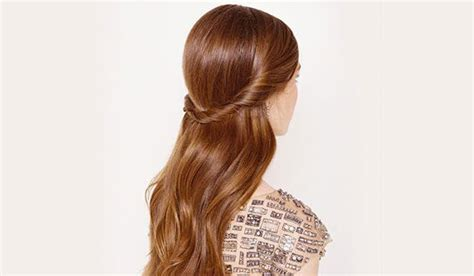 5 half up half down hairstyles you need to try bebeautiful