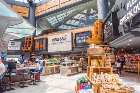Interest Builds In Newark Airport Terminal C Duty Free