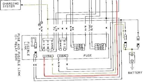 ca18det alternator wiring forum forum datsun 1200 club