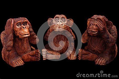 three wise monkeys stock 61541147