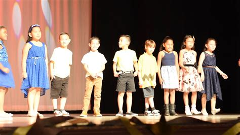 Mae Endoftheyearshow2017 Introducing 1st Grade Class By Ms Victorero 05152017 Youtube