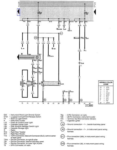 98 vw jetta wolfsburg edition wiring diagram volkswagen jetta