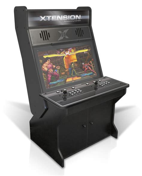 Xtension Arcade Cabinet by Xtension Gaming Premium Arcade Gaming Equipment Multi