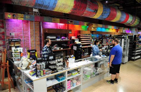 national arts supply store opens  downtown bridgeport
