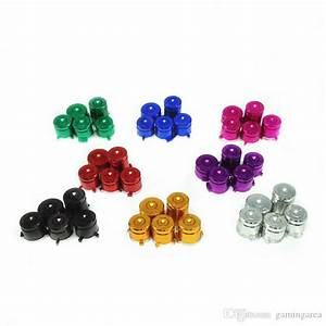 2020 Aluminium Metal Bullet Button 9mm Luger Abxy And