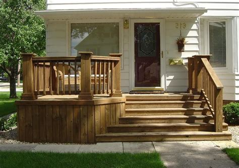 front porch steps gallery charlotte porch ideas
