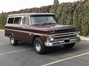 1966 Chevy 10 Carryall- Blaine B